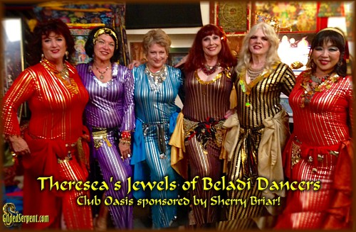 Jade's Jewels of Beladi Dancers